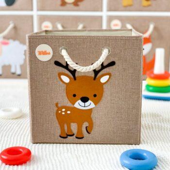 Aufbewahrungsbox-für-das-Kinderzimmer-Reh